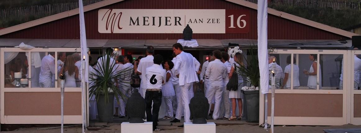 Evenement Meijer aan Zee zandvoort
